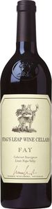 Stag's Leap Wine Cellars Fay Cabernet Sauvignon 2008, Napa Valley Bottle