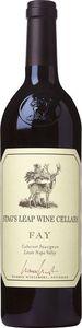 Stag's Leap Wine Cellars Fay Cabernet Sauvignon 2007, Napa Valley Bottle