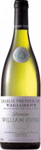 Domaine William Fèvre Chablis Vaulorent Premier Cru 2008 Bottle