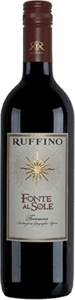 Ruffino Fonte Al Sole 2011, Tuscany Bottle