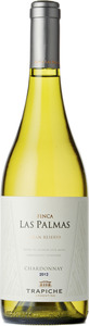 Trapiche Finca Las Palmas Chardonnay 2007, Uco Valley, Mendoza Bottle