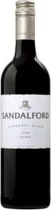 Sandalford Shiraz 2010, Margaret River Bottle