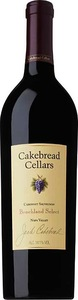 Cakebread Benchland Select Cabernet Sauvignon 2006, Napa Valley Bottle