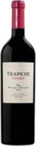 Trapiche Viña Domingo F. Sarmiento Single Vineyard Malbec 2009, La Consulta, Mendoza Bottle