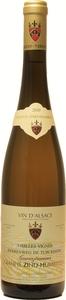 Domaine Zind Humbrecht Vieilles Vignes Gewurztraminer Vendage Tardive 2010 (375ml) Bottle