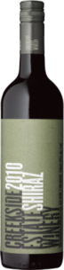 Creekside Shiraz 2011, VQA Niagara Peninsula  Bottle