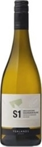 Yealands Single Block S1 Sauvignon Blanc 2012 Bottle