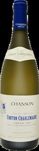 Chanson Père & Fils Corton Charlemagne Grand Cru 2007 Bottle