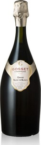 Gosset Grand Blanc De Blancs Brut Champagne Bottle