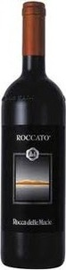 Rocca Delle Macìe Roccato 2001, Tuscany Igt Bottle