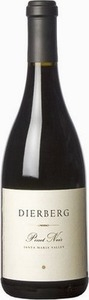 Dierberg Pinot Noir 2008, Santa Maria Valley Bottle