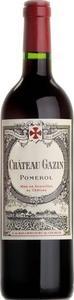 Château Gazin 2001, Ac Pomerol Bottle