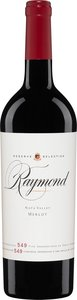 Raymond Reserve Merlot 2005, Napa Valley Bottle