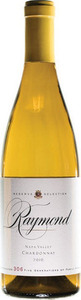 Raymond Reserve Selection Chardonnay 2012, Napa Valley Bottle