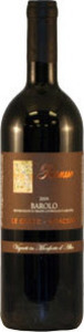 Parusso Le Coste Mosconi Barolo 2006 Bottle