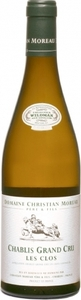 Christian Moreau Chablis Les Clos Grand Cru 2005 Bottle