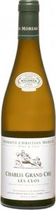 Christian Moreau Chablis Les Clos Grand Cru 2005 Bottle