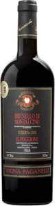 Il Poggione Vigna Paganelli Brunello Di Montalcino Riserva 2006 Bottle