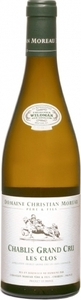 Christian Moreau Chablis Les Clos Grand Cru 2011 Bottle