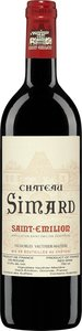 Château Simard 2000 Bottle