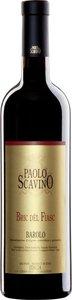 Paolo Scavino Bric Dël Fiasc Barolo 2005 Bottle