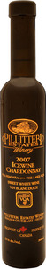 Pillitteri Chardonnay Icewine 2007, VQA Niagara On The Lake, Niagara Peninsula (375ml) Bottle