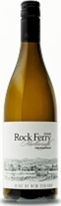 Rock Ferry Chardonnay 2008, Rapaura Bottle
