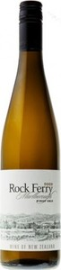 Rock Ferry Pinot Gris 2009, Bendigo Bottle