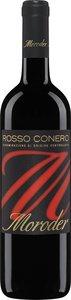 Moroder Rosso Conero 2007, Doc Bottle
