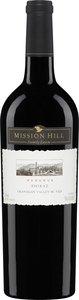 Mission Hill Reserve Shiraz 2009, VQA Okanagan Valley Bottle