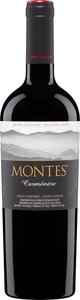 Montes Alpha Carmenère 2009, Colchagua Valley Bottle