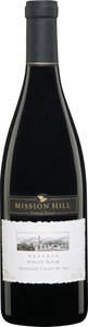 Mission Hill Reserve Pinot Noir 2010, VQA Okanagan Valley Bottle