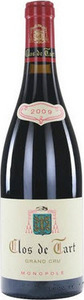 Mommessin Clos De Tart 2009, Grand Cru Bottle