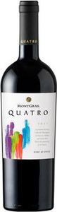 Montgras Quatro 2012, Colchagua Valley Bottle