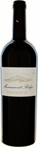 Stonestreet Monument Ridge Cabernet Sauvignon 2009, Alexander Mountain Estates, Alexander Valley Bottle