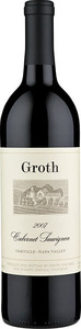Groth Cabernet Sauvignon 2007, Oakville, Napa Valley Bottle