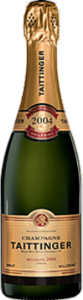 Taittinger Vintage Brut Champagne 2005 Bottle