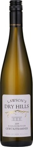 Lawson's Dry Hills Gewürztraminer 2010, Marlborough, South Island Bottle