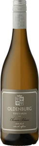 Oldenburg Vineyards Chenin Blanc 2012 Bottle