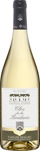 Clos De La Briderie Blanc 2012, Touraine Bottle