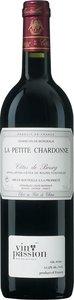 La Petite Chardonne 2010 Bottle