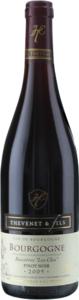 Thevenet & Fils Bussières Les Clos Pinot Noir Bourgogne 2011, Ac Bottle