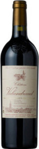 Chateau Valandraud 2010, Saint Emilion Bottle