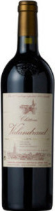 Chateau Valandraud 2009, Saint Emilion Bottle