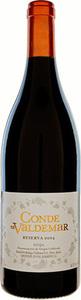 Conde De Valdemar Reserva 2006, Doca Rioja Bottle