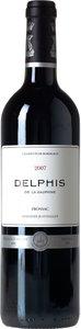 Delphis De La Dauphine 2007 Bottle