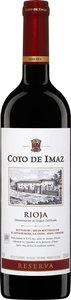 Coto De Imaz Reserva 2005, Doca Rioja Bottle