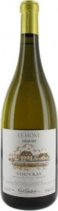 Domaine Huet Le Mont Demi Sec 2011 Bottle