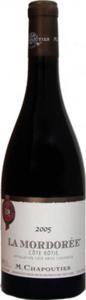 M. Chapoutier La Mordorée Côte Rôtie 2003 Bottle