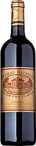 Château Batailley 1990, Ac Pauillac Bottle